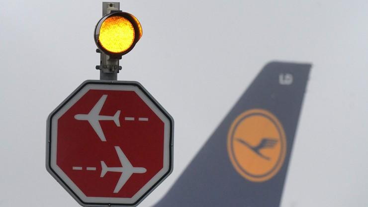 Lufthansa odwołuje kolejne rejsy do Warszawy, Krakowa i Poznania