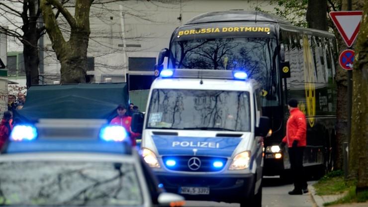Wybuch sekundę później zniszczyłby autokar Borussii Dortmund! Byłyby ofiary śmiertelne