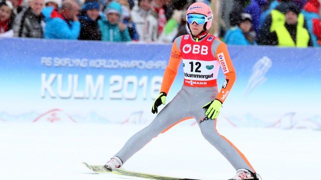 MŚ w lotach narciarskich - Kubacki 15, Gangnes prowadzi po dwóch seriach