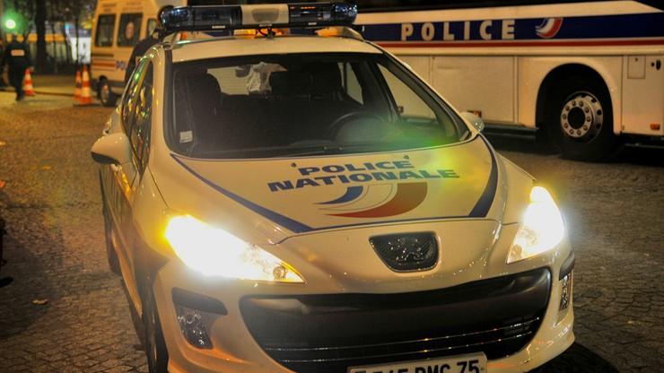 Francja: aresztowano 22-letniego mężczyznę, który planował atak na turystów