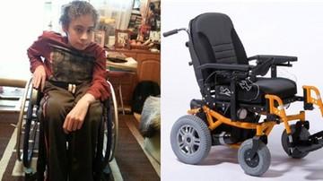 22-07-2016 17:47 Niepełnosprawny Igor okradziony po raz drugi. Stracił dwa wózki w dwa miesiące