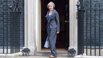 13-07-2016 18:56 Theresa May nowym premierem Wielkiej Brytanii