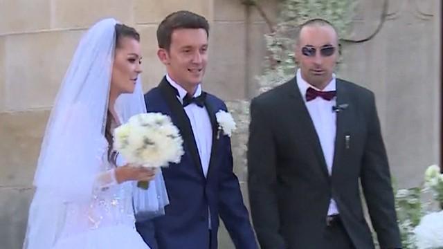 Ach co to był za ślub! Agnieszka Radwańska wyszła za mąż za Dawida Celta