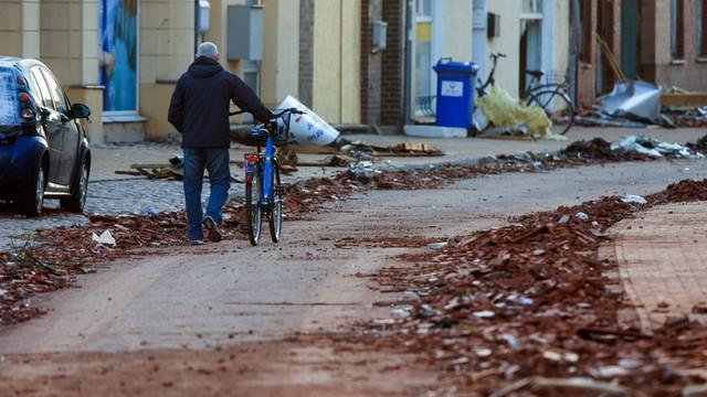 Niemcy: jedna ofiara śmiertelna przejścia nawałnicy