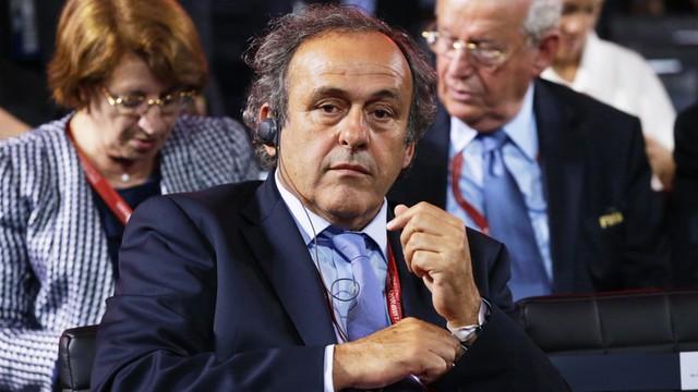Afera FIFA: Platini to ktoś między świadkiem a oskarżonym