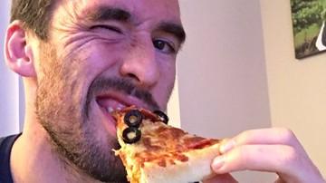 2015-10-27 Ranieri dotrzymał słowa. Pizza za czyste konto!