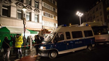 """17-01-2016 14:39 Niemcy zatrzymali 40 imigrantów z """"Maghrebu"""" w Duesseldordfie"""