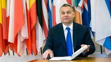 """08-04-2016 11:57 """"Otwarty atak na suwerenność narodową"""" - Orban o propozycji KE dot. kwot przyjmowania uchodźców"""