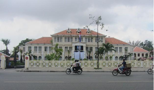 Odzieżowe zamieszki w Kambodży - są zabici