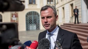 12-09-2016 18:04 Kandydat na prezydenta chce przyłączyć Austrię do Grupy Wyszehradzkiej