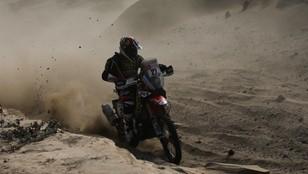 Rajd Dakar - to był etap na przetrwanie