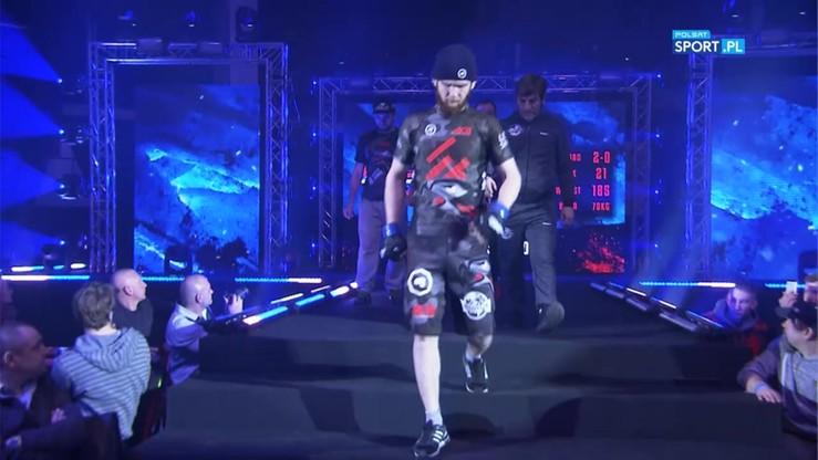 Bay-Ali Shaipov wyszedł do ringu przy słynnej piosence Mameda Khalidova