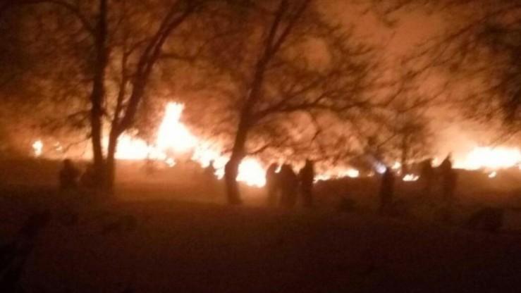 Kirgistan: co najmniej 37 ofiar katastrofy tureckiego samolotu transportowego