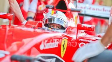 2015-11-27 Vettel śpiewa Happy Birthday podczas treningu (WIDEO)