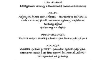 """28-07-2017 16:28 W ofercie restauracji sałatka """"prawie grecka"""", a w niej m.in. """"czarni imigranci zatrzymani na granicy"""""""