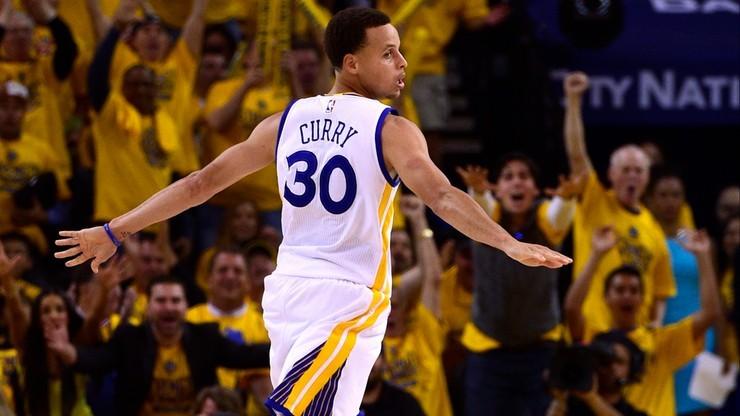 NBA: Curry najlepszym graczem także według rywali