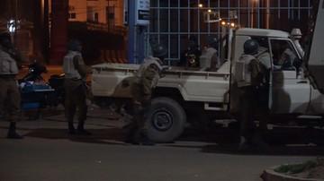 Atak na restaurację w Burkina Faso. Zginęło co najmniej 17 osób