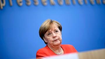 """29-08-2017 15:31 """"Nie możemy trzymać języka za zębami"""". Merkel zapowiada """"wyczerpujące"""" rozmowy ws. praworządności w Polsce"""