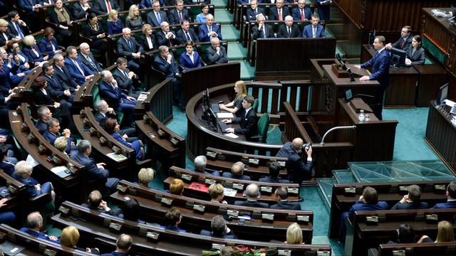 Rozpoczęło się pierwsze posiedzenie Sejmu VIII kadencji