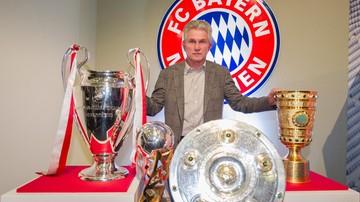 2017-10-05 Heynckes potwierdził, że dostał ofertę z Bayernu