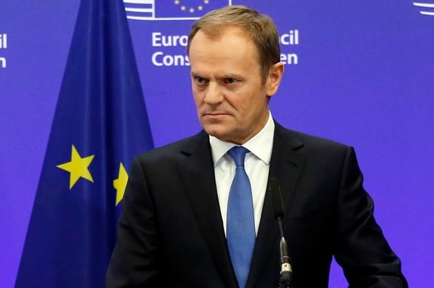 Tusk zaprosił Poroszenkę na szczyt UE