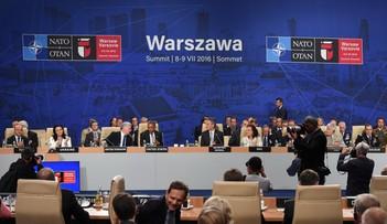 """11-07-2016 10:19 """"Bezprecedensowy pokaz siły"""". """"Le Soir"""" o szczycie w Warszawie"""