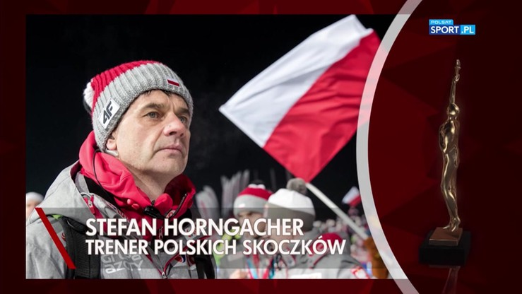 Gala Mistrzów Sportu: Horngacher trenerem roku!