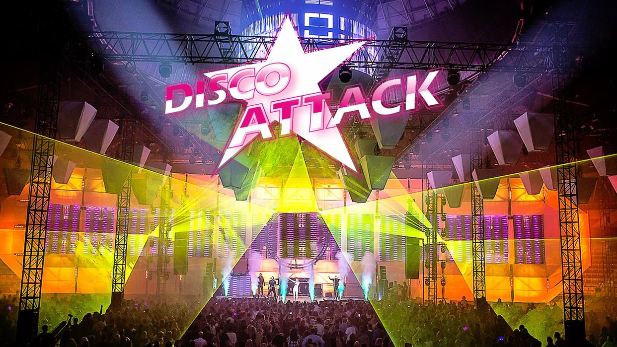 18-11-2017 11:56 Disco Attack w piątek 24 listopada w Telewizji POLSAT