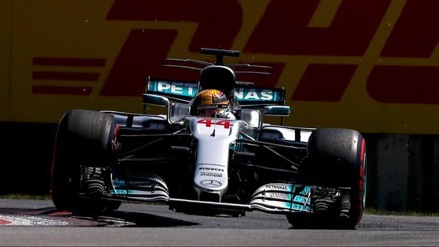 Formuła 1 - zwycięstwo Hamiltona w Kanadzie
