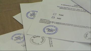 """15-05-2017 05:11 Mieszkańcy Nieporętu głosowali w referendum ws. metropolii warszawskiej. Ponad 96 proc. oddało głos na """"NIE"""""""