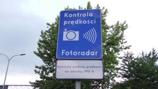 Tarnowskie Góry: odcinkowy pomiar prędkości blokuje miasto