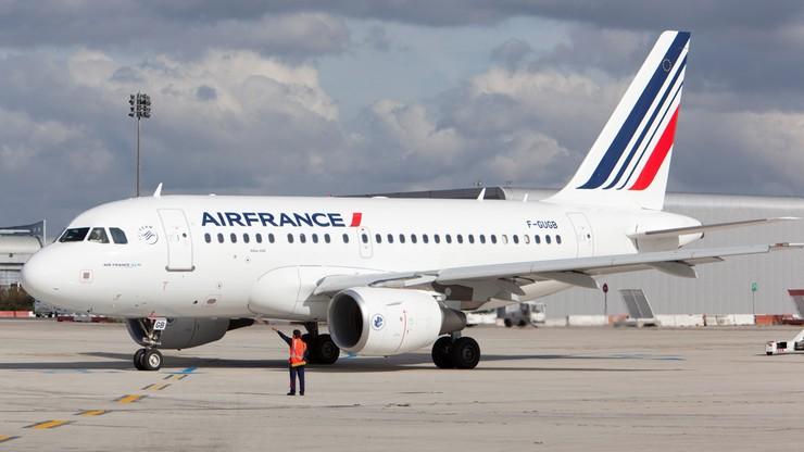 Francja: początek strajku pilotów Air France w drugim dniu Euro 2016. Strajkują też skandynawskie linie SAS