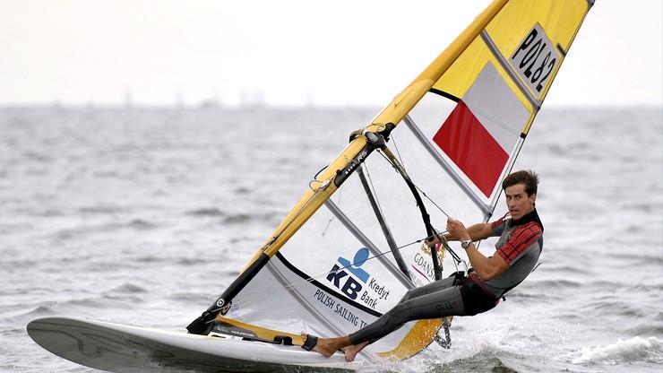 Piotr Myszka windsurfingowym mistrzem świata w klasie RS:X