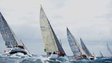 2016-12-25 Regaty Sydney-Hobart: Tysiąc żeglarzy na 90 jachtach w 72. edycji