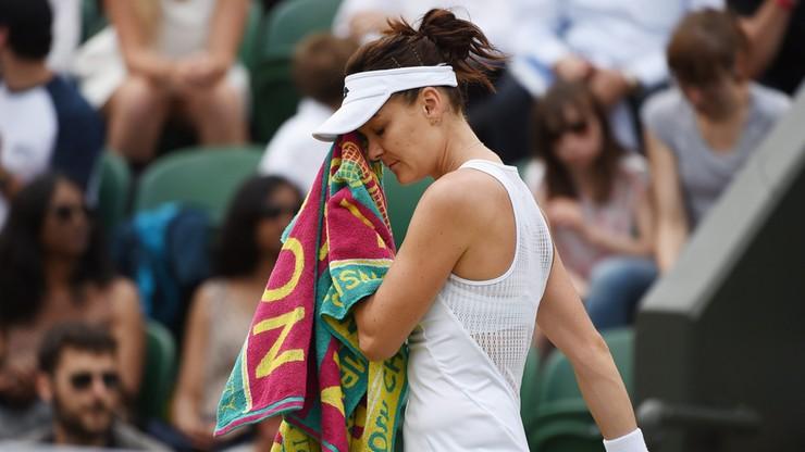 Radwańska odpadła z Wimbledonu. Trzygodzinny dreszczowiec