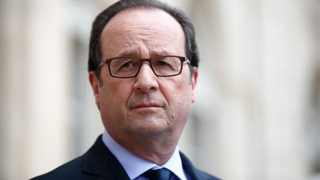 Hollande: za atakiem w kościele stoi Państwo Islamskie