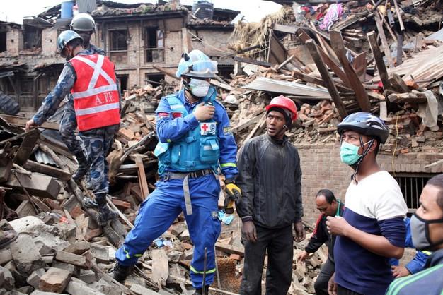 Kościelna zbiórka na rzecz poszkodowanych w Nepalu