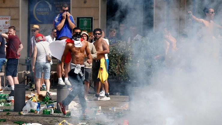 Euro 2016: Rząd Francji wzywa lokalne władze do wydalania kibiców-chuliganów