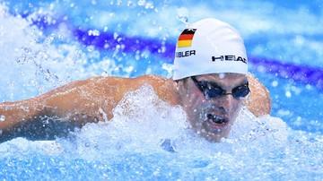 2016-11-26 Czołowy niemiecki pływak zakończył karierę