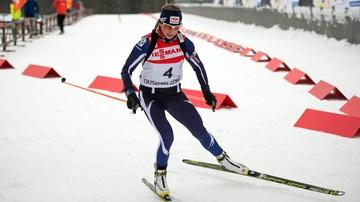 2015-11-21 Pierwszy start biathlonowej reprezentacji. Guzik szósta w Norwegii