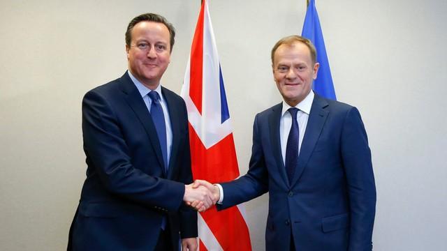 Tusk: Jest postęp ws. W. Brytanii, ale wciąż wiele do zrobienia