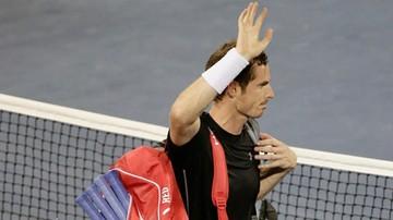 2015-09-08 Murray wyeliminowany w 1/8 finału US Open