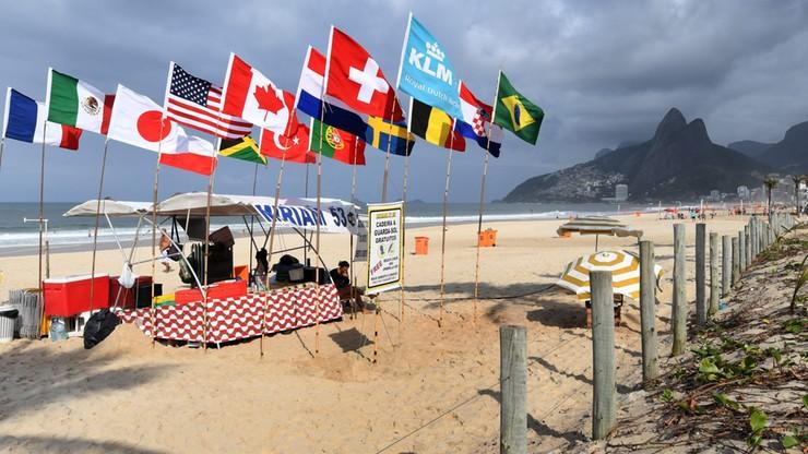 Rio 2016: Giełda olimpijskich pamiątek przyciąga tłumy