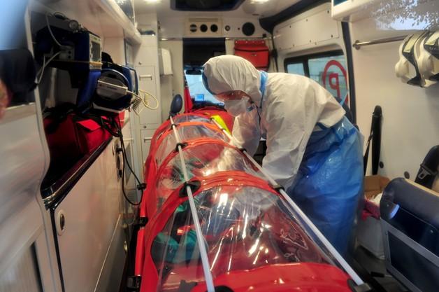 Polska szykuje się do walki z ebolą