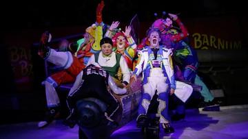 22-05-2017 07:02 Ostatnie przedstawienie w cyrku Ringling Bros.