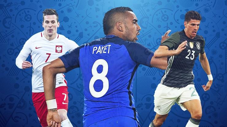 Oni zostaną gwiazdami Euro 2016? Nasza lista alternatywna!