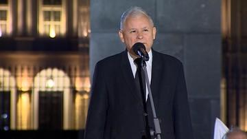 10-09-2017 21:04 Kaczyński: nikt nam nie narzuci woli z zewnątrz, pozostaniemy wyspą wolności i tolerancji