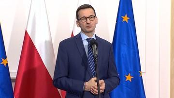 07-12-2017 21:01 Morawiecki kandydatem PiS na premiera. Szydło złożyła rezygnację. Ma zostać wicepremierem