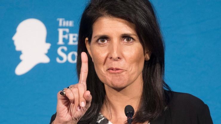Córka imigrantów pierwszą kobietą z nominacją do administracji Trumpa. Ma być ambasadorem USA przy ONZ