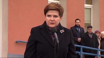 Szydło: Polska będzie aktywna podczas debaty w KE